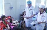 Cộng đồng mạng - Sau bữa ăn tối, 73 học sinh nhập viện khẩn cấp nghi ngộ độc