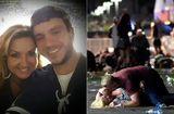 Gia đình - Tình yêu - Xúc động hình ảnh người chồng hy sinh thân mình che cho vợ khỏi cơn mưa đạn tại vụ xả súng Las Vegas