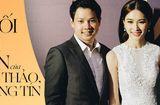 """Chuyện làng sao - Khối tài sản của Hoa hậu Thu Thảo - Trung Tín sau khi về chung một nhà cũng """"không phải dạng vừa đâu"""""""