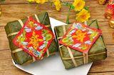 Ăn - Chơi - Bí quyết luộc bánh chưng xanh tự nhiên thắp hương không chỉ ngày Tết