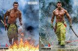 Ăn - Chơi - Chị em phát cuồng với bộ ảnh lịch từ thiện của lính cứu hỏa