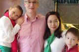 Gia đình - Tình yêu - Người vợ Việt lấy chồng Bỉ: Đàn ông là một thế giới riêng, nếu hiểu, họ sẽ hái sao tặng mình