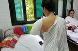 Sức khoẻ - Làm đẹp - Thanh niên bị mất một cánh tay khi giúp bố tuốt lúa thuê