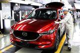 Tin tức - Mazda tăng công suất đáp ứng nhu cầu CX-5 2017 của khách hàng