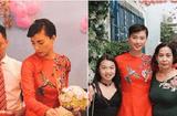 Chuyện làng sao - Dân mạng xôn xao trước hình ảnh Ngô Thanh Vân mặc áo dài trong lễ rước dâu