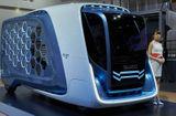 Tin tức - Độc đáo xe giao hàng trong tương lai FD-SI của Isuzu, đối thủ của Fuso