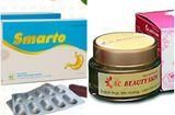 Sức khoẻ - Làm đẹp - Phạt 100 triệu đồng với thực phẩm chức năng Smarto, AC-samin, Beauty Skin gây hiểu lầm là thuốc