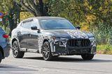 """Tin tức - Maserati sắp trình làng """"quái vật"""" Levante GTS, mạnh 523 mã lực"""