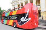 Ăn - Chơi - Hứng thú với lộ trình tuyến xe buýt 2 tầng City Tour phục vụ du lịch Hà Nội