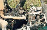 Tin trong nước - Xe đầu kéo húc vào gốc cây bốc cháy, tài xế tử vong trong cabin