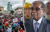 Tin thế giới - Tổng thống Zimbabwe rời khỏi dinh thự trong khi bị quân đội quản thúc