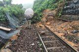 Tin trong nước - Đèo Hải Vân lại sạt lở, đường sắt Bắc- Nam tê liệt