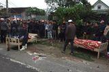 Tin trong nước - Xe tải cuốn xe máy vào gầm, 2 người tử vong tại chỗ