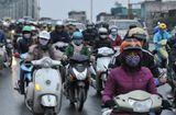 Tin trong nước - Dự báo thời tiết ngày 23/11: Miền Bắc rét đậm, miền Trung mưa lớn trên diện rộng