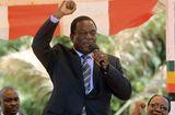 """Tin thế giới - Người kế nhiệm Tổng thống Zimbabwe """"từng bị đầu độc"""""""