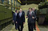 Tin thế giới - Tổng thống Nga yêu cầu các tập đoàn quốc phòng luôn sẵn sàng hoạt động như thời chiến