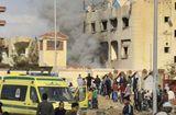 Tin thế giới - Ai Cập tuyên bố quốc tang sau vụ tấn công đền thờ Hồi giáo khiến hơn 230 người chết