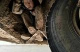Gia đình - Tình yêu - Hốt hoảng phát hiện 2 bé trai bám dưới gầm xe khách chạy suốt 80km