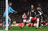 Bóng đá - Arsenal 1 - 3 Man United: Quỷ đỏ xứng đáng