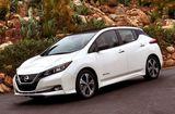 Tin tức - Ngắm mẫu xe điện Nissan Leaf 2018 giá hơn 680 triệu đồng