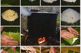 Ăn - Chơi - Bí quyết để có bánh chưng ngon thắp hương ngày Tết