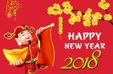 Tin trong nước - Những câu chúc mừng năm mới Mậu Tuất 2018 hay và ý nghĩa nhất