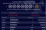 """Tin tức - Kết quả xổ số Vietlott hôm nay 4/1: Jackpot """"khủng"""" hơn 198 tỷ lại chơi trốn tìm"""