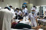 Tin tức - Nổ lớn ở công ty giầy da, 4 người bị thương nặng, 1 người đứt rời chân
