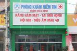 """Tin tức - Trưởng trạm y tế mở phòng khám không phép để """"giúp dân đi lại đỡ khó khăn""""?"""