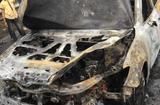 Tin tức - Mazda 3 cháy ngùn ngụt trên cao tốc Hà Nội - Thái Nguyên