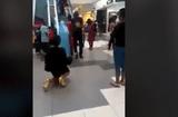 Tin tức - Quỳ gối tỏ tình giữa trung tâm thương mại, cô gái đau đớn sau lời nói nhỏ của chàng trai