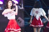 """Tin tức - Vòng eo quá nhỏ luôn phải """"buộc quần túm áo"""" của nữ idol Kpop"""
