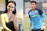 Tin tức - Sau khi khiến fan nữ lo sợ, Angela Phương Trinh khẳng định lại mối quan hệ với thủ môn Tiến Dũng
