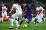Tin tức - Highlights: Barcelona 2-1 Alaves (Vòng 21 - La Liga)