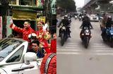 Tin tức - Màn rước dâu bằng xe Roll-Royce náo loạn khu phố gây nhiều tranh cãi