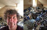 Tin tức - Khách rời đi sau 12 năm thuê trọ, chủ nhà phát hoảng nhận lại căn nhà như bãi rác