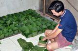 Tin tức - Trắng đêm luộc, gói bánh tại làng làm bánh chưng lớn nhất Đồng Nai