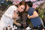 Tin tức - Giữa tin đồn rạn nứt, Cường Đô la xuất hiện ủng hộ Đàm Thu Trang