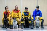 Tin thế giới -  Đài Loan: Chú chó cứu hộ dũng cảm cứu người sau trận động đất