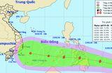 Tin tức - Xuất hiện bão Sanba giật cấp 10 gần Biển Đông