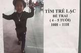 Tin tức - Bé trai 5 tuổi mất tích cùng chiếc iPhone 7 xôn xao dân mạng