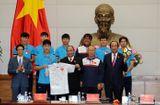 Tin tức - Quả bóng và chiếc áo U23 Việt Nam tặng Thủ tướng được trả giá 20 tỷ đồng