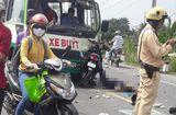 Tin tức - 2 người tử vong vì lấn làn, tông trực diện xe buýt