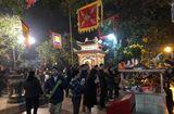 Tin trong nước - Sau thời khắc giao thừa Tết Mậu Tuất, người dân cả nước đi lễ chùa đầu năm