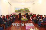 Tin tức - Tổng Bí thư Nguyễn Phú Trọng chung vui cùng người dân Hà Nội chào đón Giao thừa