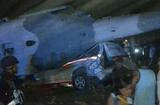 Tin tức - Trực thăng rơi, Bộ trưởng Nội vụ Mexico thoát chết