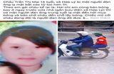 """Tin trong nước - Hà Nam: Nữ sinh 14 tuổi """"mất tích"""" khi đang đi bán bóng bay"""