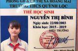 """Tin tức - Nghệ An: Đang tìm kiếm 2 thiếu nữ """"mất tích"""" khi đi chơi Tết"""