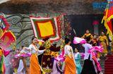 Tin trong nước - Tưng bừng cờ hoa lễ hội Gò Đống Đa mùng 5 Tết
