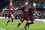Tin tức - Clip Chelsea 1-1 Barcelona: Lần đầu của Messi
